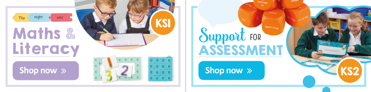 KS1 Bestsellers and Support for Assessment