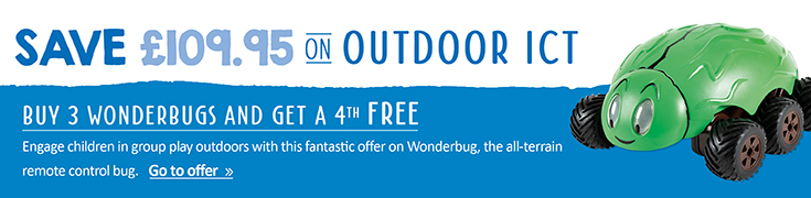 Early Years ICT Wonderbug Offer